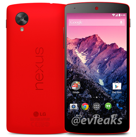 Nexus-Red-Rosso