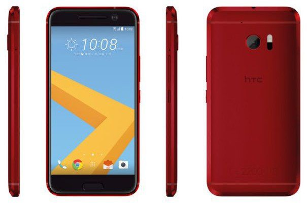 Primi avvistamenti di Android 7.0 Nougat su HTC 10