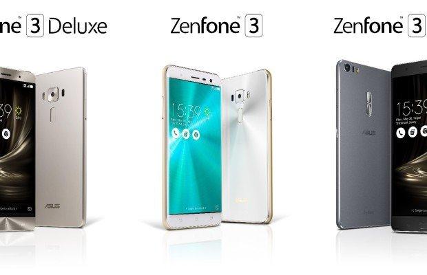 Asus ZenFone 3 Deluxe - lanciata a Taiwan la versione con Snapdragon 821