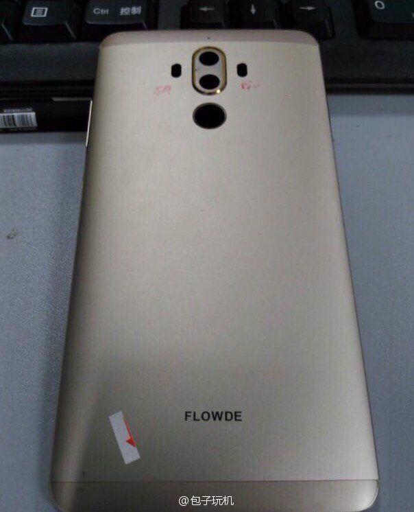 Huawei Mate 9 - in anteprima due immagini della scocca