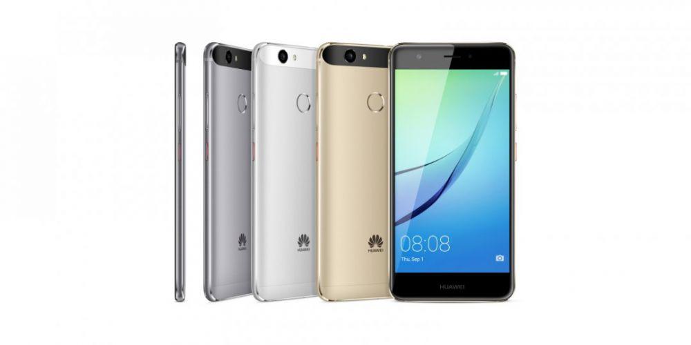 Huawei annuncia ad IFA 2016 i nuovi smartphone Nova e Nova Plus