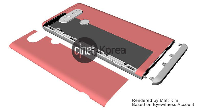 LG V20 è ufficiale: Scheda tecnica, prezzo e data di uscita