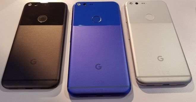 Google conferma la presenza della certificazione IP53 per Pixel e Pixel XL