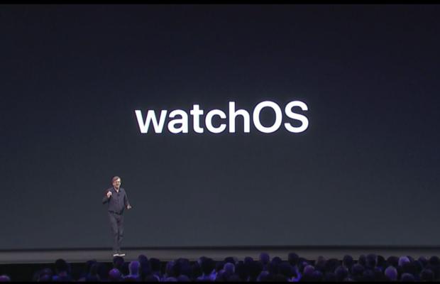 Apple presenta watchOS 4: nuovo quadrante Siri e novità per il fitness