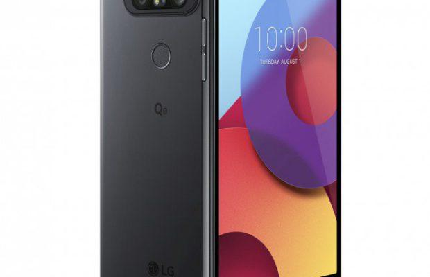 LG Q8, smartphone di fascia medio-alta con doppio display e doppia fotocamera