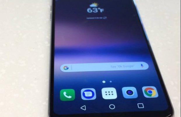 LG V30 avrà un reparto audio di tutta eccezione