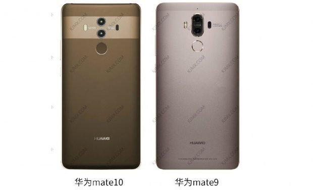 Huawei ci svela la capacità della batteria di Mate 10!