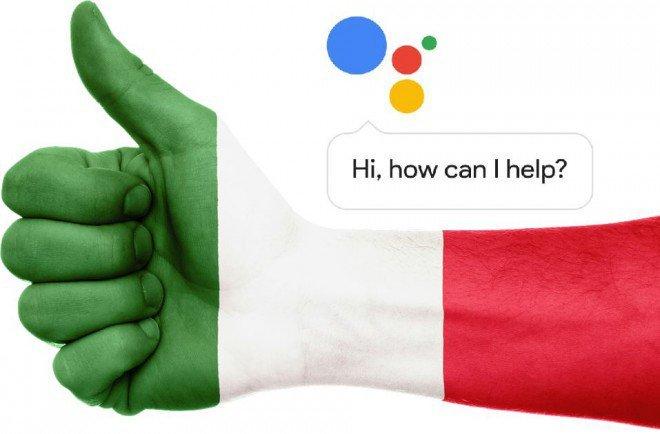 Google assistant arriva in italia ufficialmente for Google assistant italia