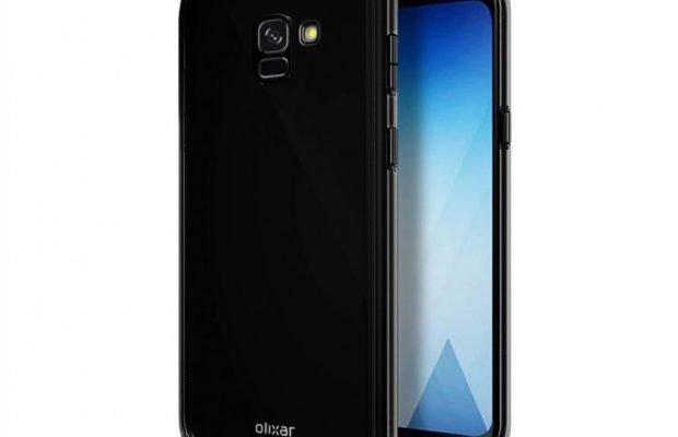 Samsung Galaxy A8: ecco il pannello frontale