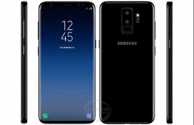 Samsung Galaxy S9 - nuove presunte immagini in anteprima