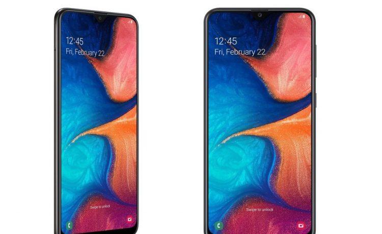 Samsung Galaxy A20 Arriva Ufficialmente A Meno Di 200 Euro